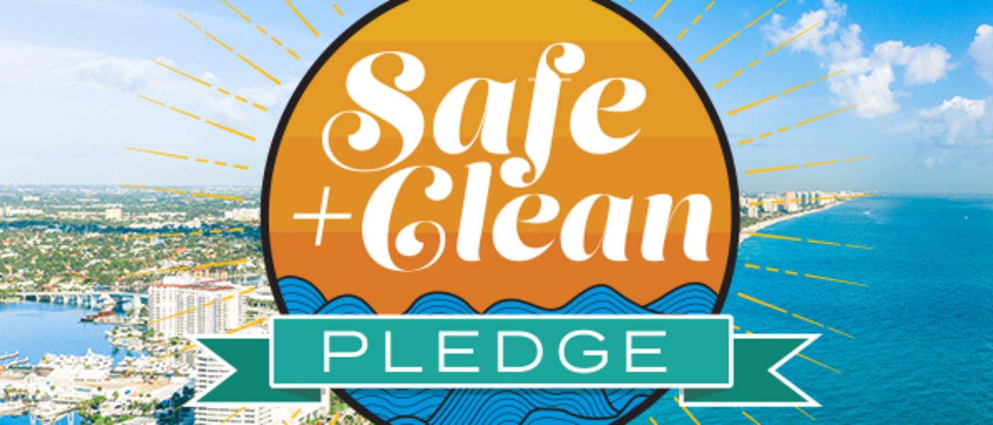 Safe + Clean