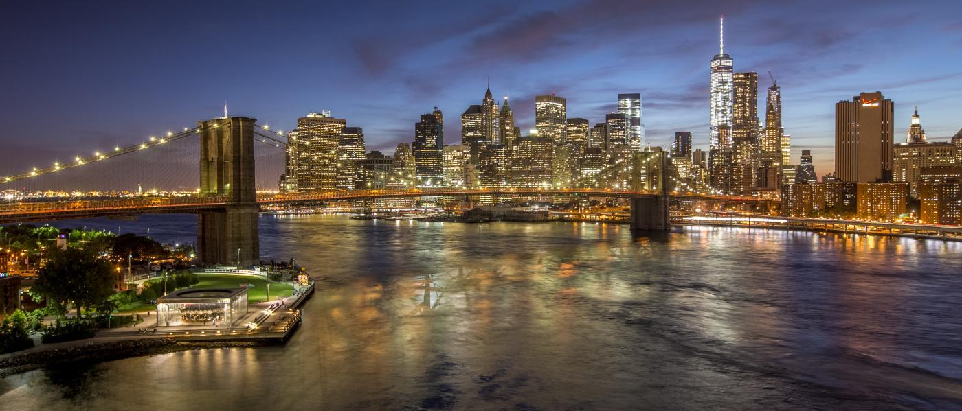 Brooklyn Bridge, manhattan, skyline, TomPerry
