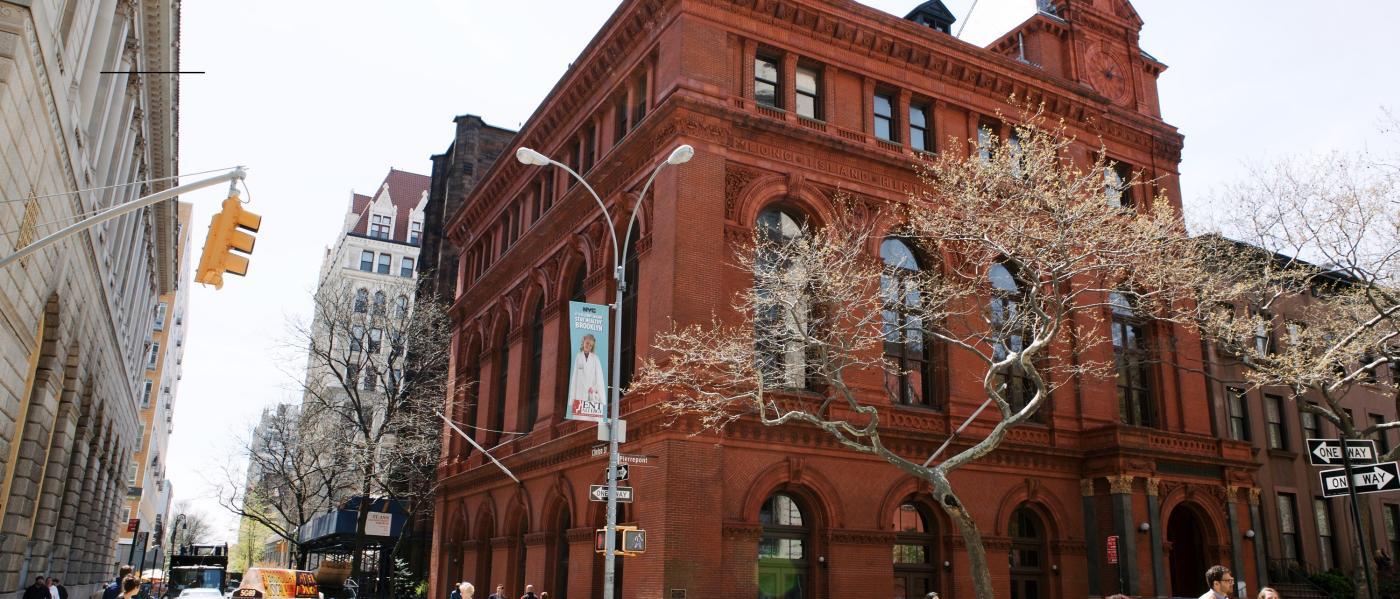 Brooklyn Historical Society, exterior