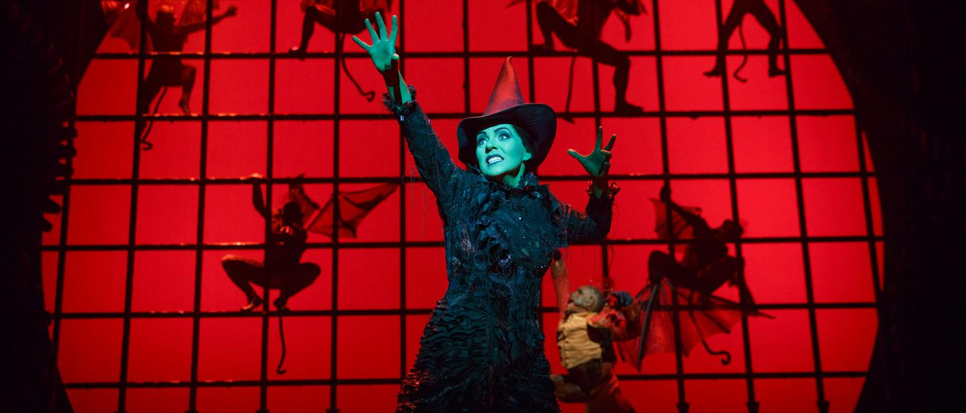 Wicked, Production Still