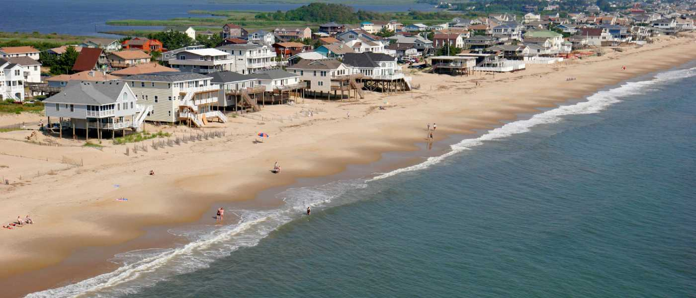 Va Virginia Beach Sandbridge Atlantic Ocean S Oceanfront Homes