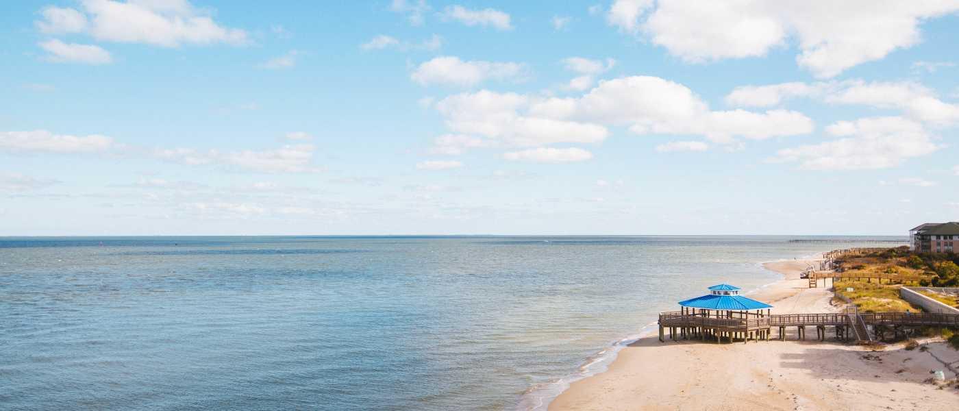 Chesapeake Bay S Beach