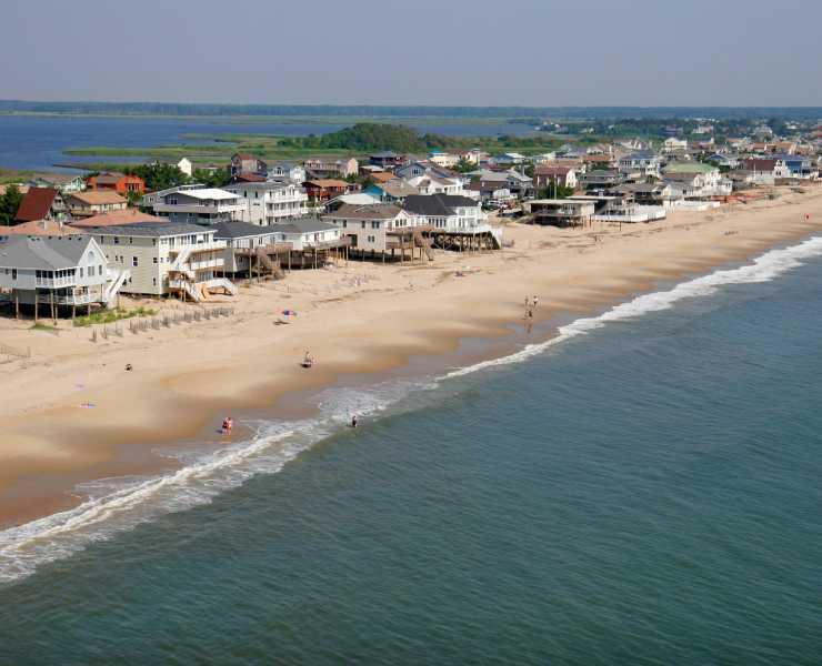 Va Virginia Beach Sandbridge Atlantic Ocean S Oceanfront Homes