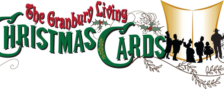 Granbury Living Christmas Cards