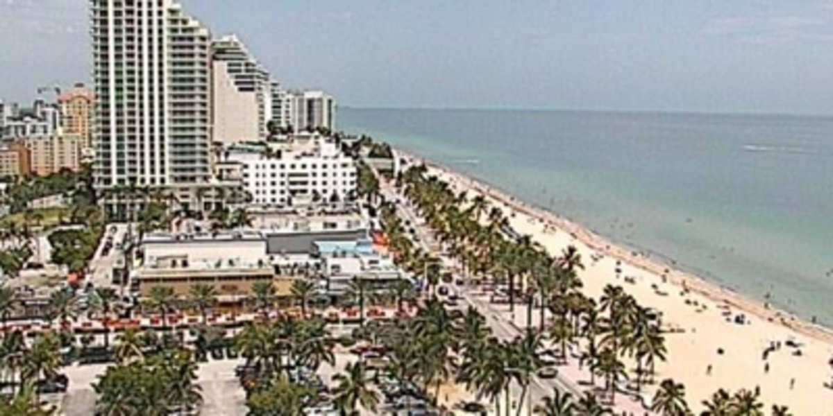 Fort Lauderdale Beach Cams | Live Web Cams of Surrounding