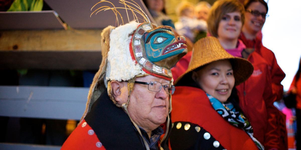 Regalia Native Dancers
