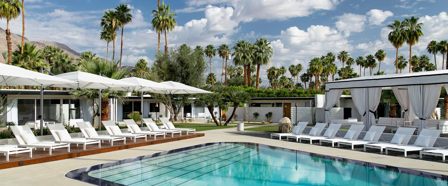 Greater Palm Springs Properties Honored With Conde Nast Traveler S