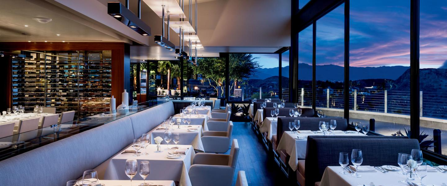 Who Needs A Celebrity Chef When Culinary Destination Is Teeming With Excellent Restaurants Helmed By Local Heroes In Rancho Mirage The Dining Scene