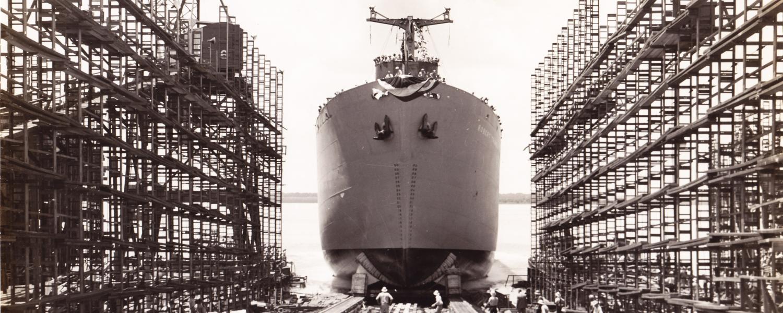 Brunswick: Liberty Ships