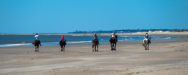 Horseback Spring Itinerary
