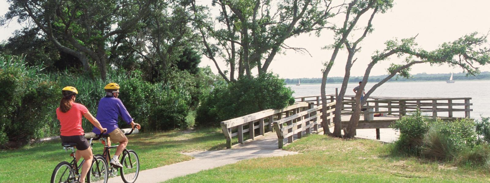 Biking Hiking Amp Nature Trails In Wilmington North Carolina