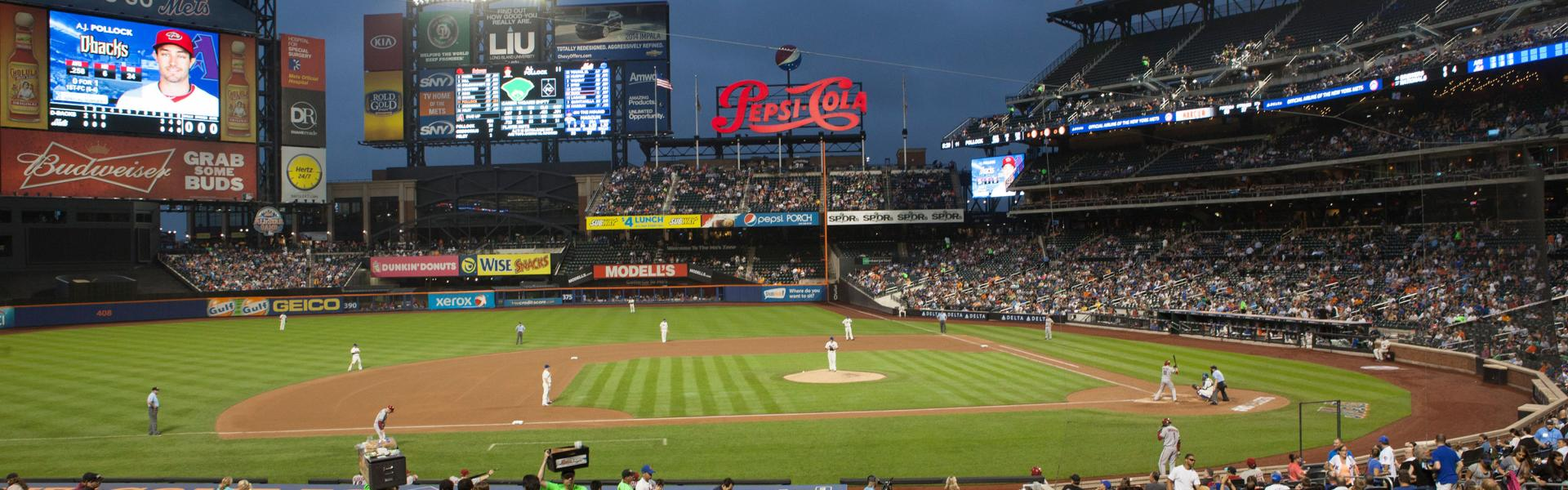 Citi Field Mets Game
