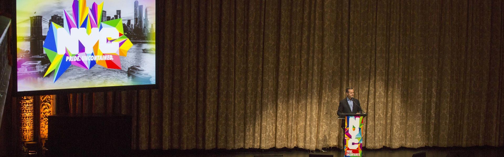 NYC Talks, LGBTQ, Fred Dixon, Pride