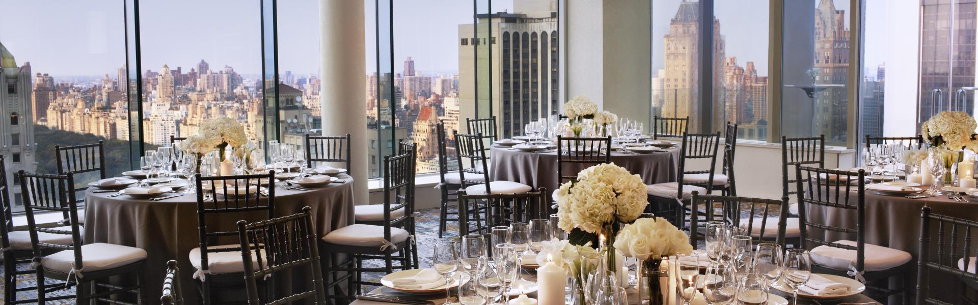 Parker New York, Interior, Dining,