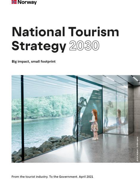 National Tourism Strategy 2030