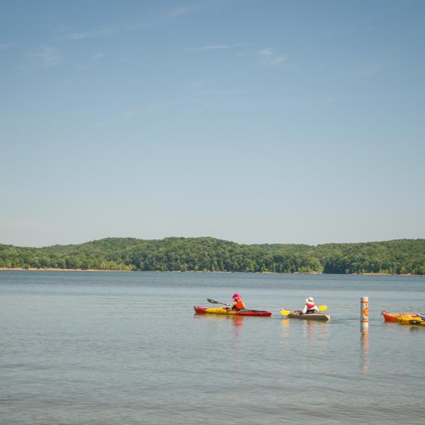 kayaking in bloomington in