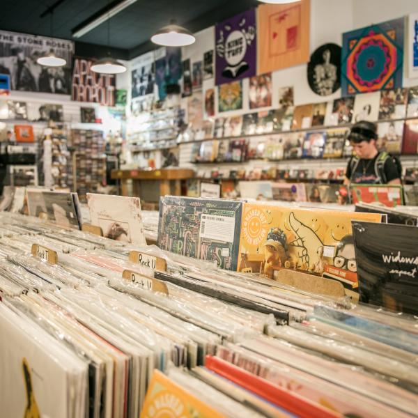 landlocked records