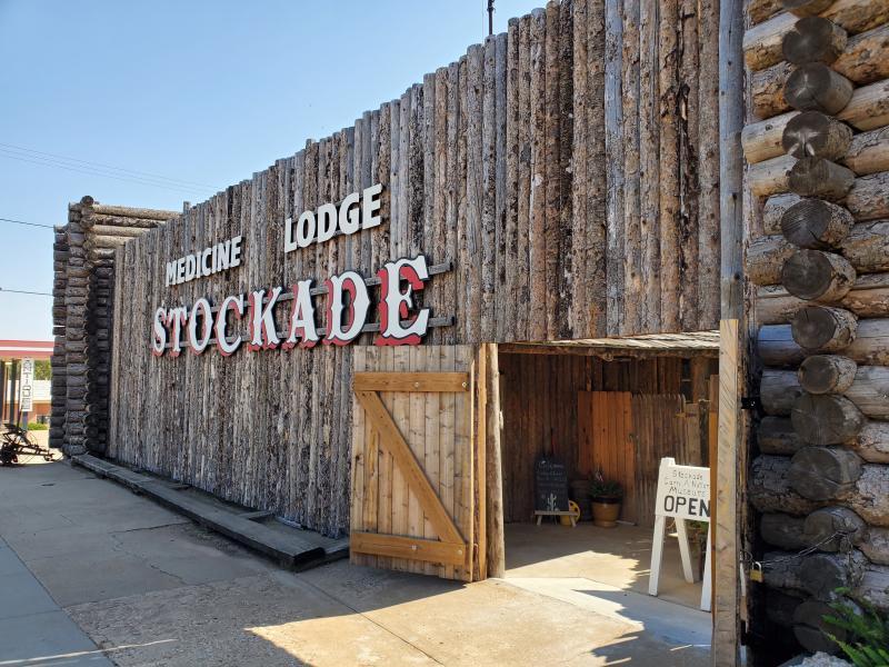 Stockade Front