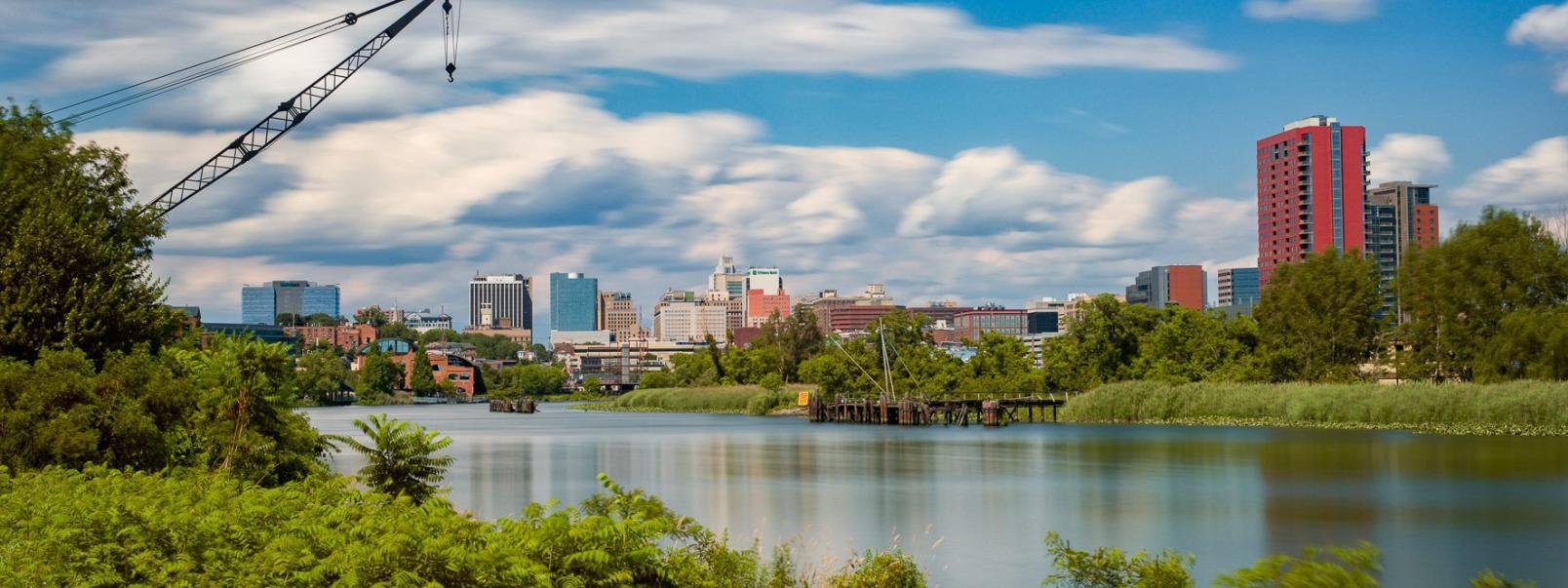 Riverfront Wilmington