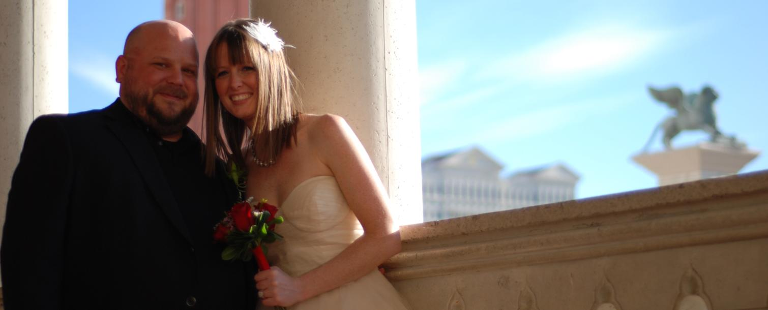 Stacey wedding 2