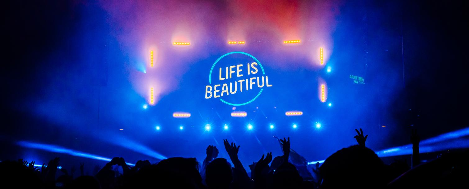 life is beautiful header