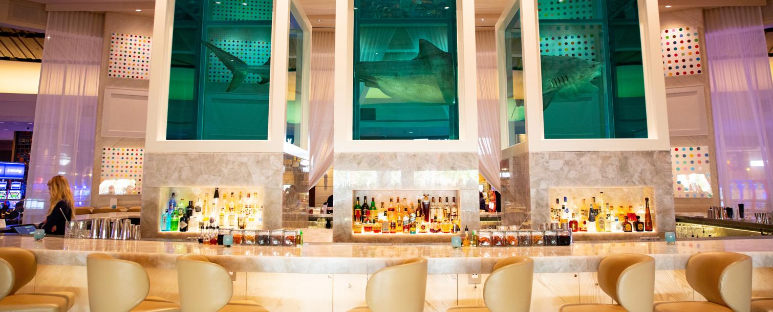 Inside view of Unknown bar at Palms Casino Resort