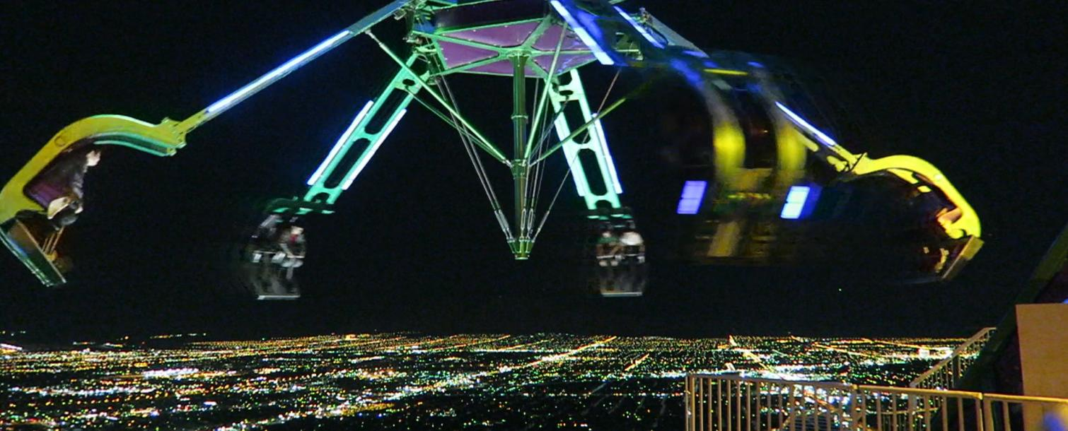 World's Craziest Rollercoaster