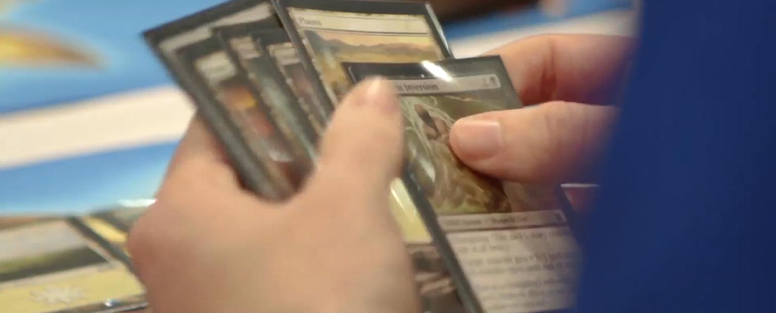 Unconventional: Magic the Gathering