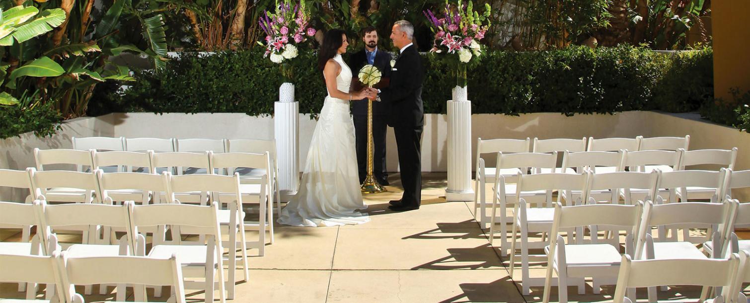 Golden Nugget Wedding