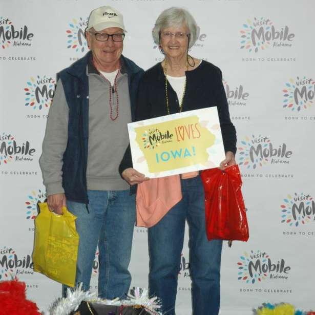 Snowbirds Photo Booth 2018