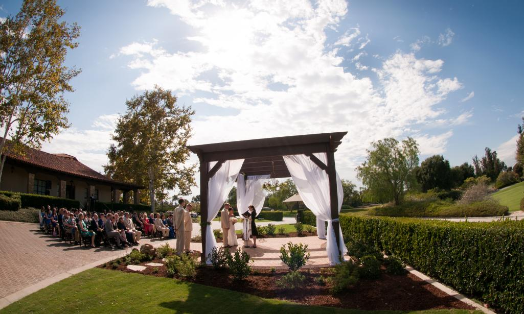 Beautiful Outdoor Venues For Weddings And Receptions In Irvine
