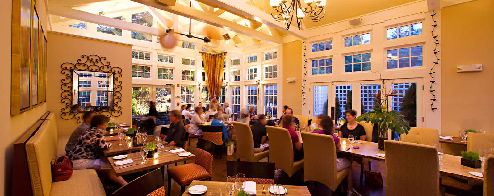 Fairfax restaurants