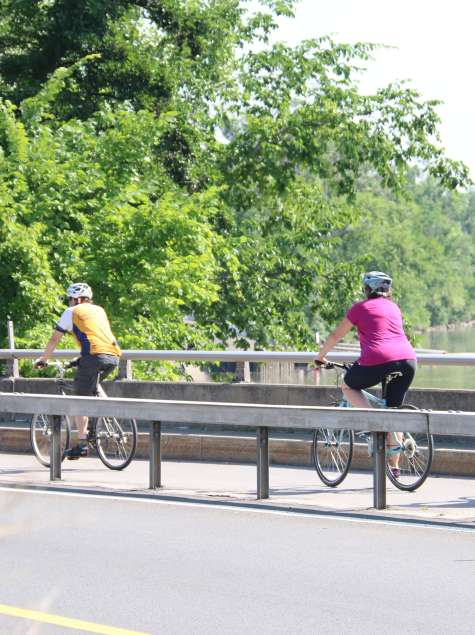 Top Places to Bike in Albany County