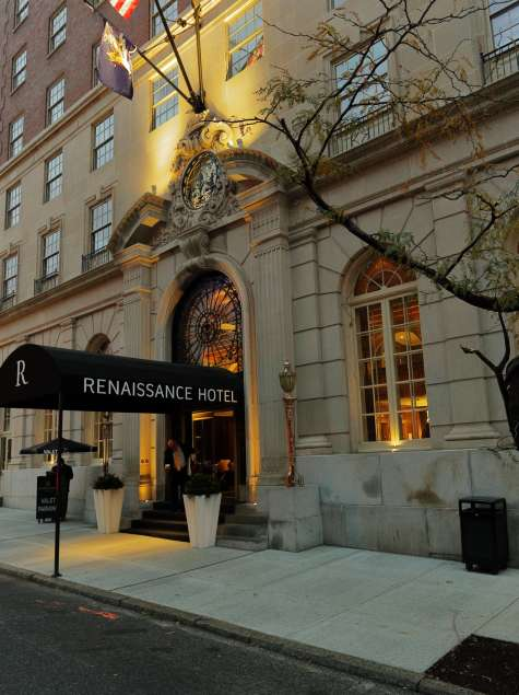 Find A Hotel In Albany Renaissance
