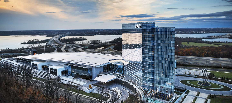 Mgm National Harbor Casino Visit Alexandria Va