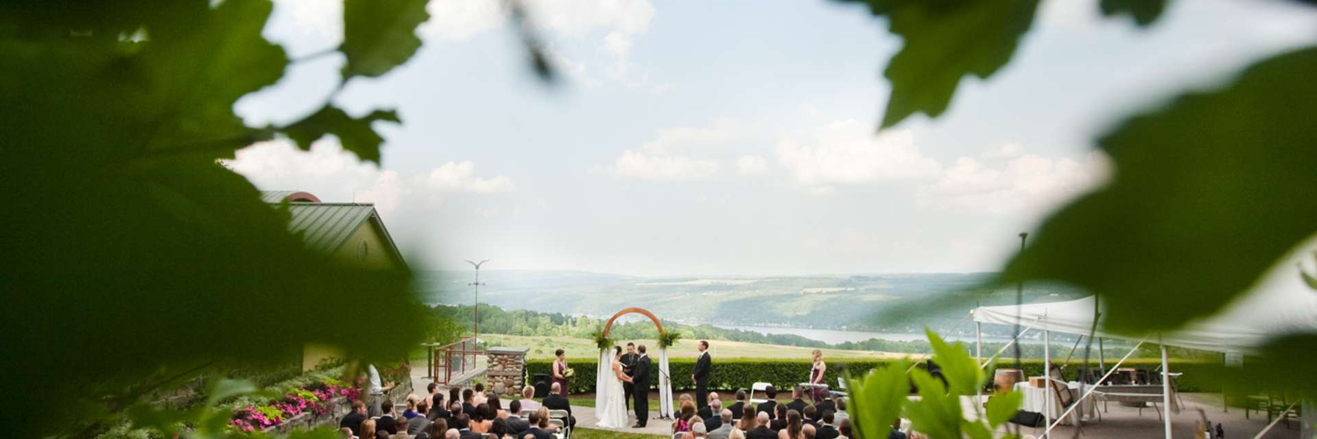Wine Country Weddings Receptions In Finger Lakes New York