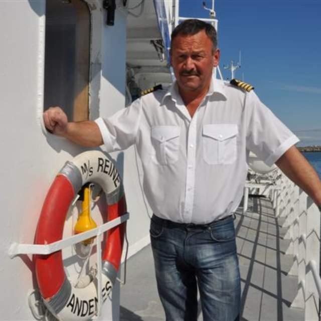 Geir Maan, Andenes Whale Safari