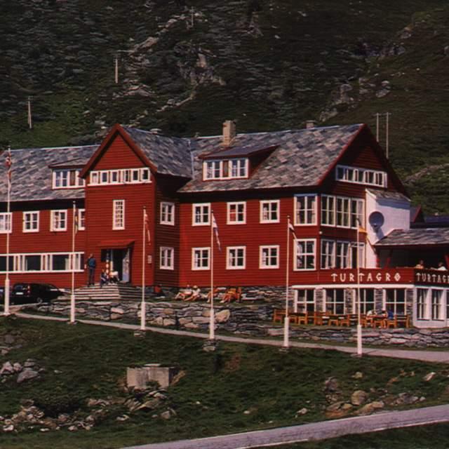 Old Turtagrø Hotel