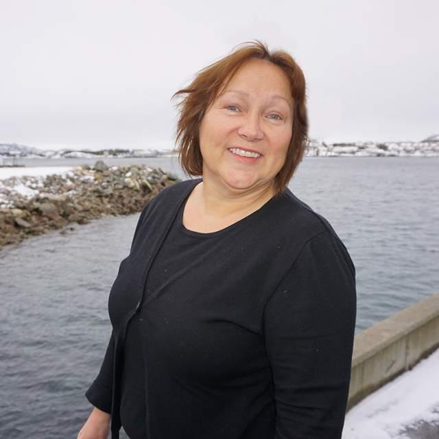 Anne Grete Walaunet