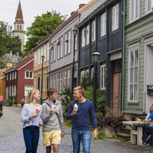 Bakklandet, Trondheim