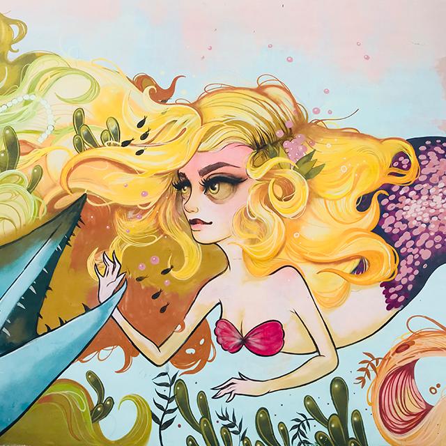 hwd mural