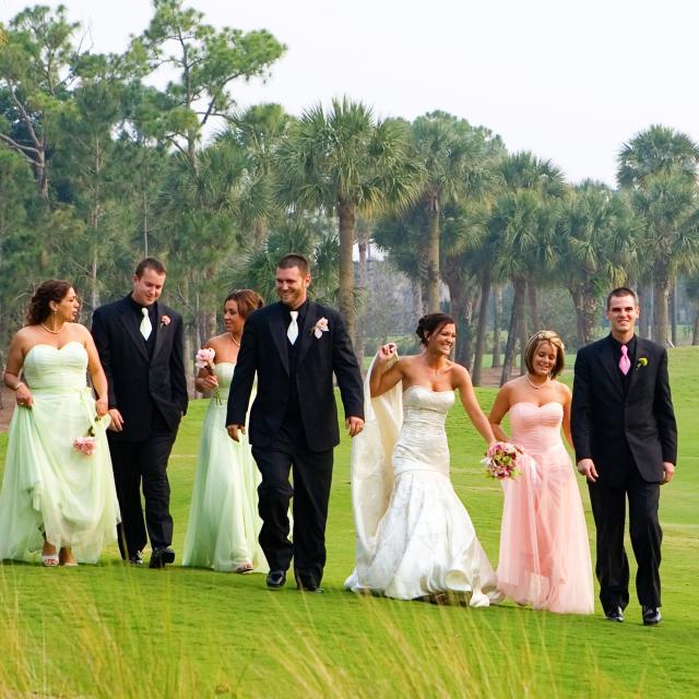 parks wedding