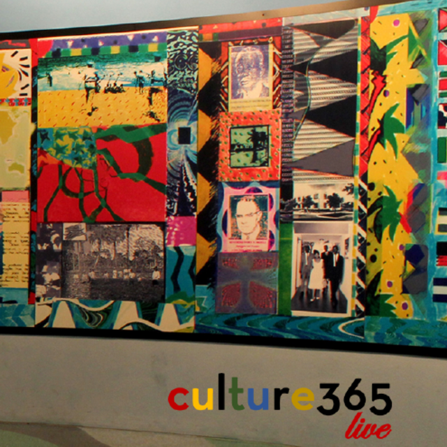 African American Cultural Museum with Culture 365 Logo