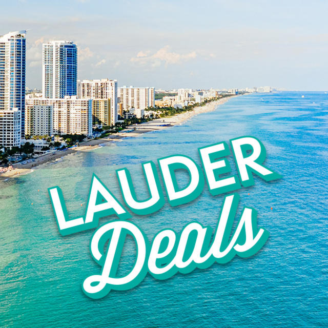 Lauderdeals hotels