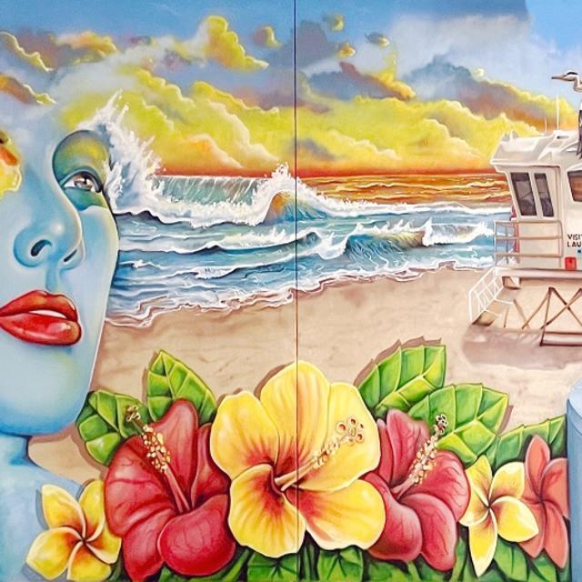 Everyone Under the Sun Mural