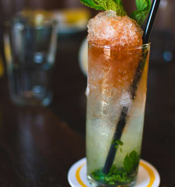 Social Southern Table & Bar Cocktail