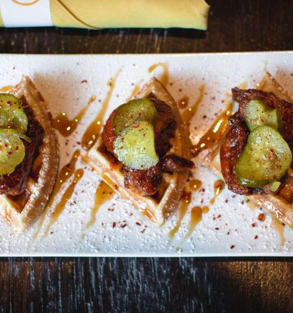 Social Southern Table & Bar Hot Hot Waffles