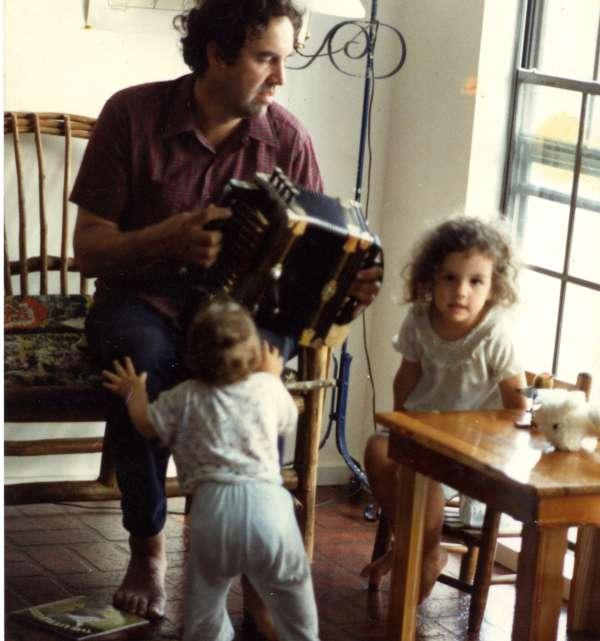 Marc Savoy and His Children