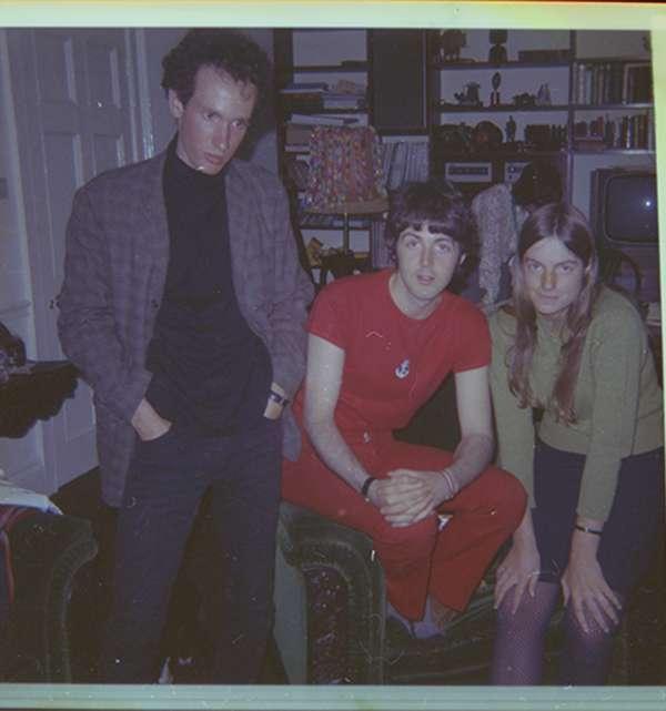 Anne Savoy Meets Paul McCartney