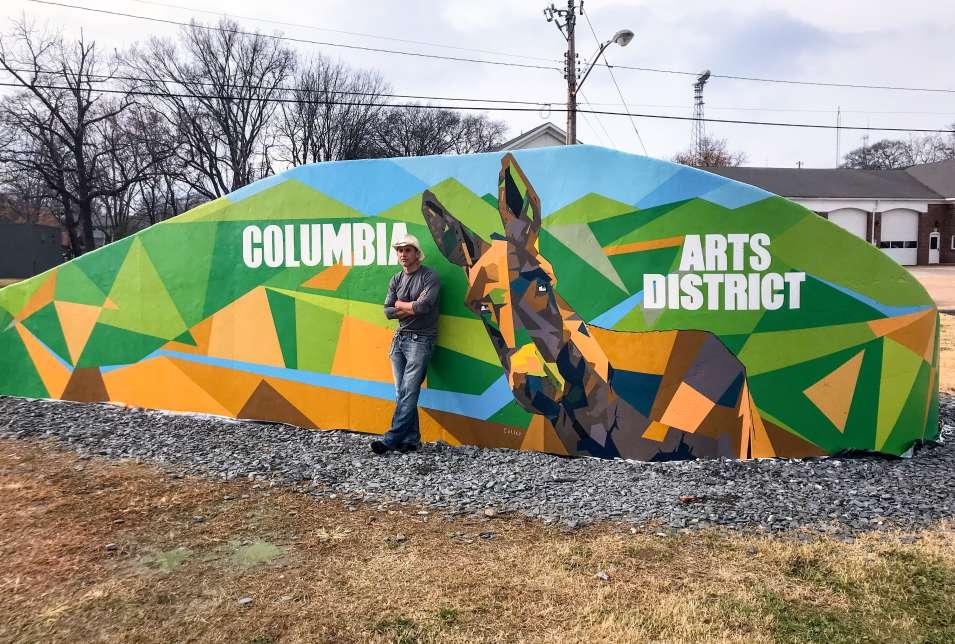 Mural Arts District